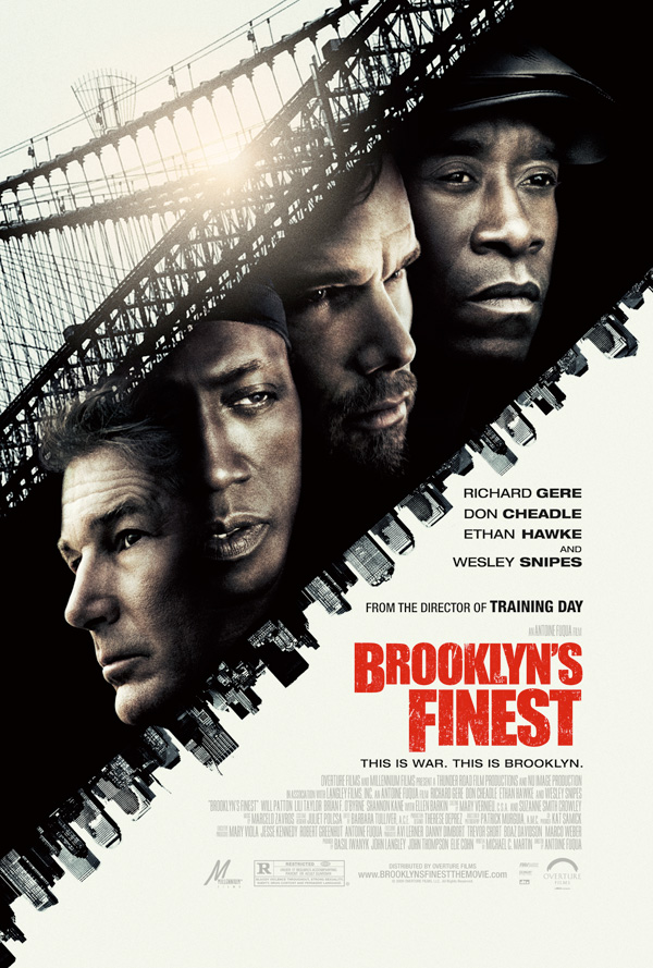 Film Fix TV: BROOKLYN'S FINEST Review