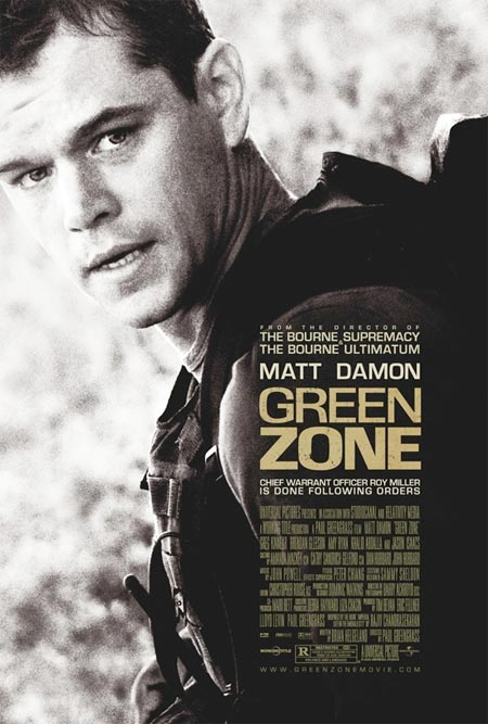 The Film Fix: GREEN ZONE review!