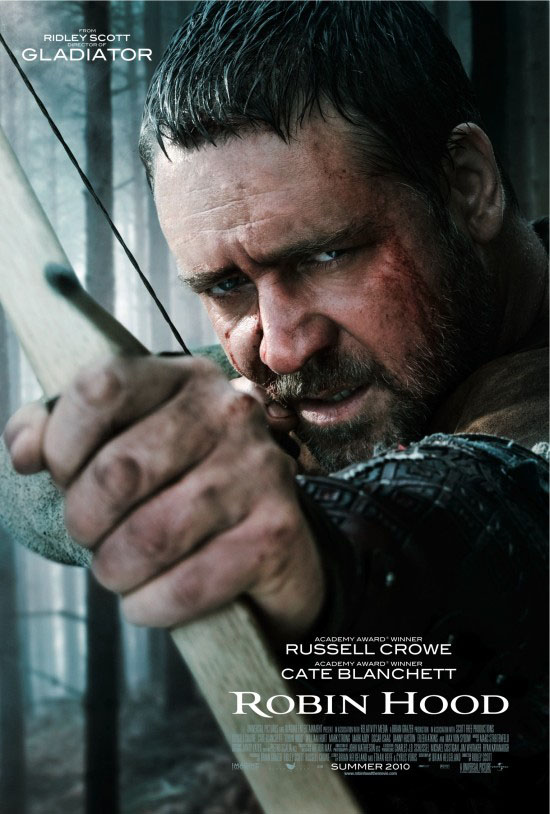 Film Fix TV: ROBIN HOOD Review!