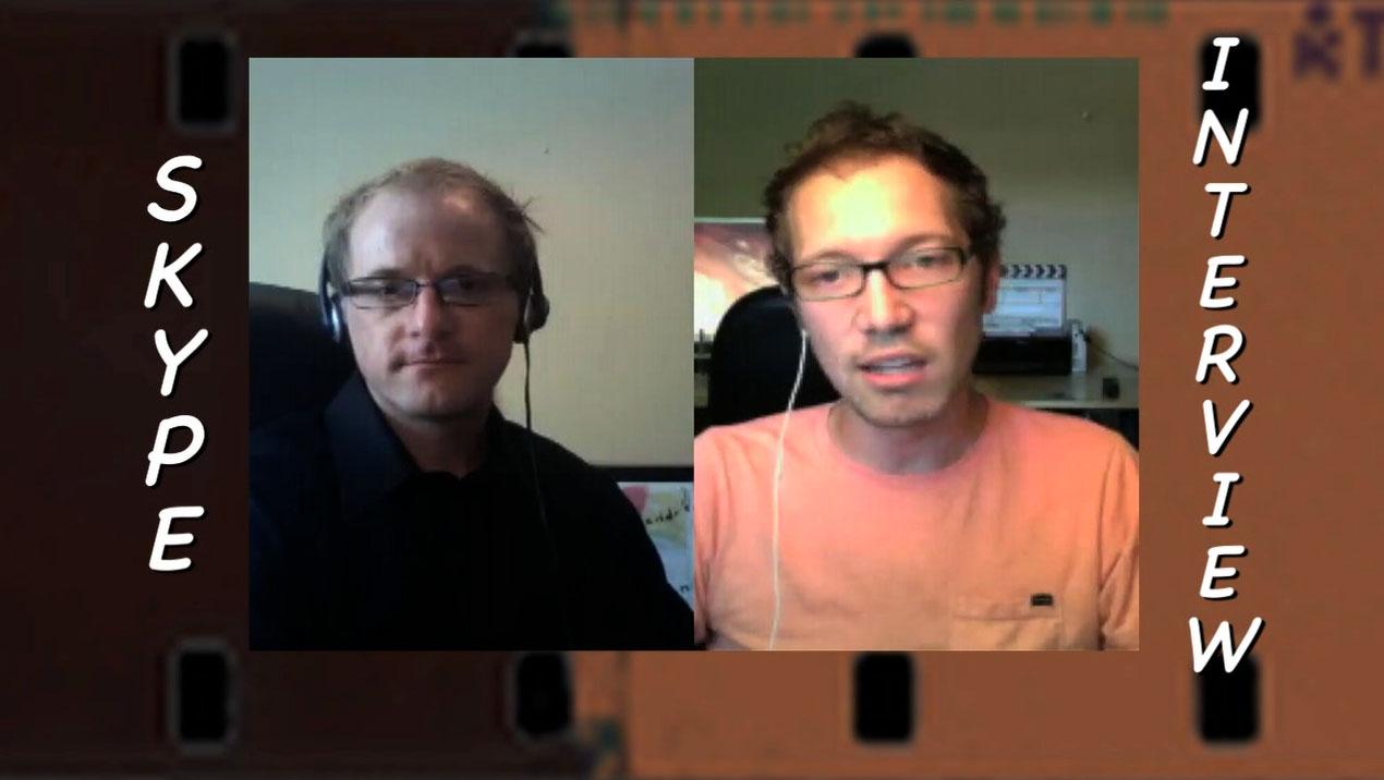 The Film Fix Interview: Filmmaker Jesse Rosten