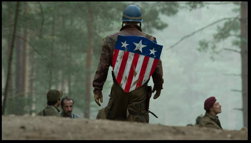 Daily Dose: CAPTAIN AMERICA photos released!