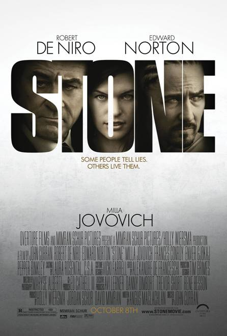 DVD Review: STONE