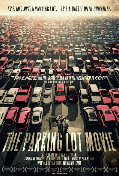 DVD Review: THE PARKING LOT MOVIE