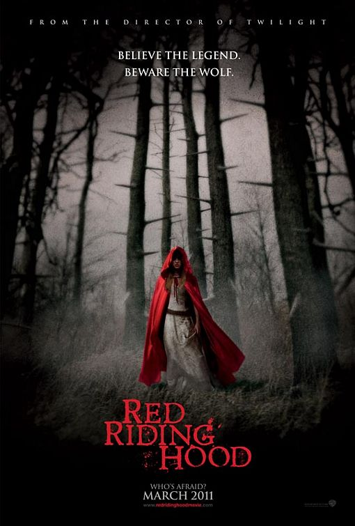 Review: RED RIDING HOOD