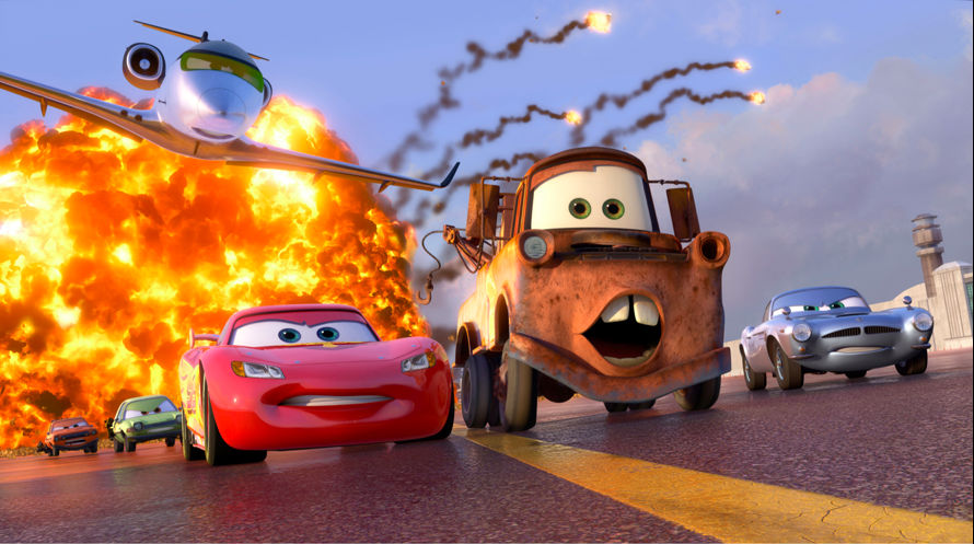 Review: CARS 2