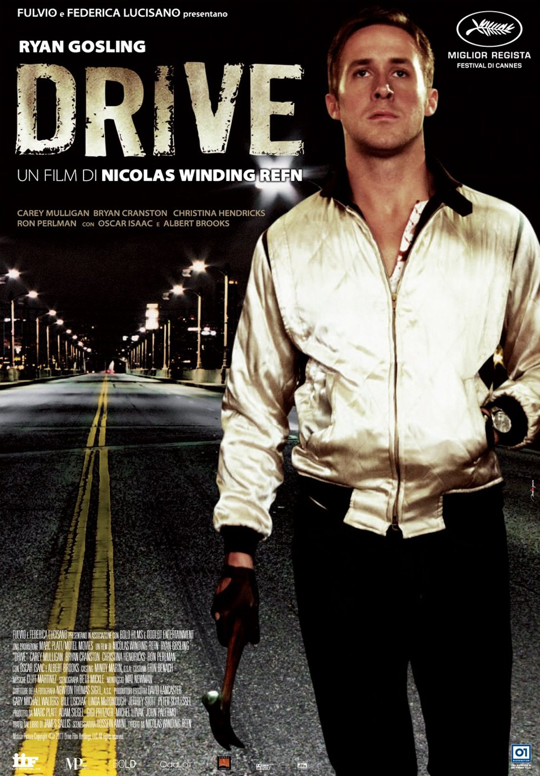 The Film Fix Review: DRIVE
