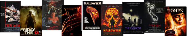 Streaming Halloween Weekend Picks!