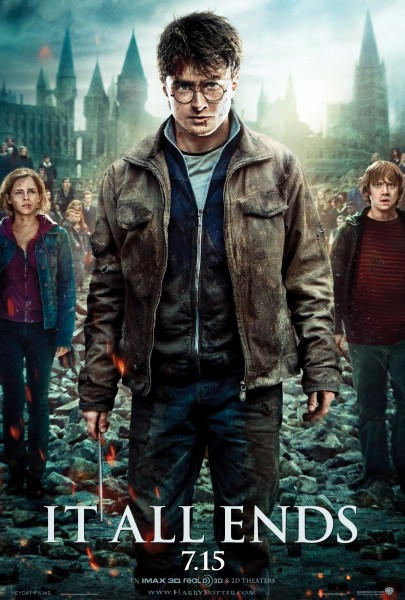 Number 8 – HARRY POTTER AND THE DEATHLY HALLOWS PART 2