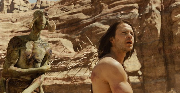 Review: JOHN CARTER