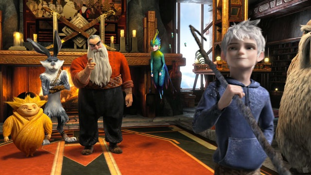 Review: RISE OF THE GUARDIANS