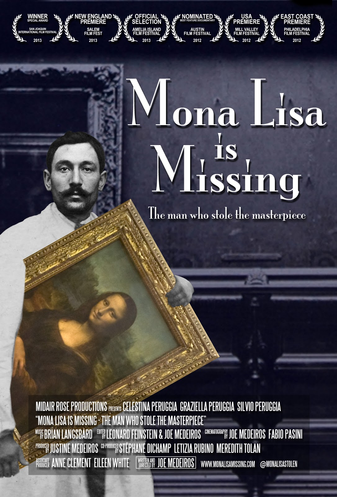 Review The Missing Piece The Truth About The Man Who