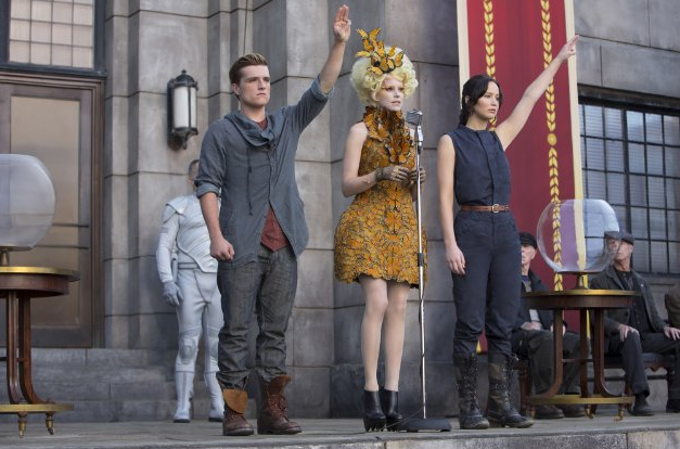 Review: THE HUNGER GAMES: CATCHING FIRE