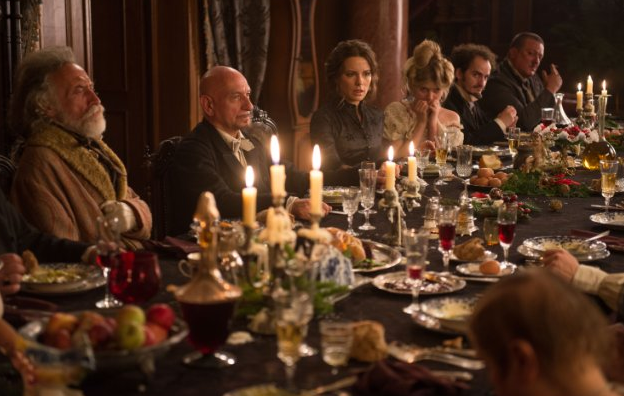 Review: STONEHEARST ASYLUM