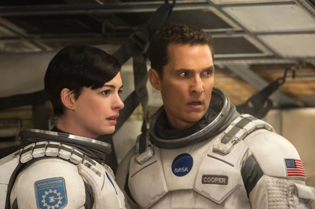 Review: INTERSTELLAR