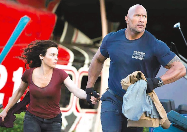 Review: SAN ANDREAS