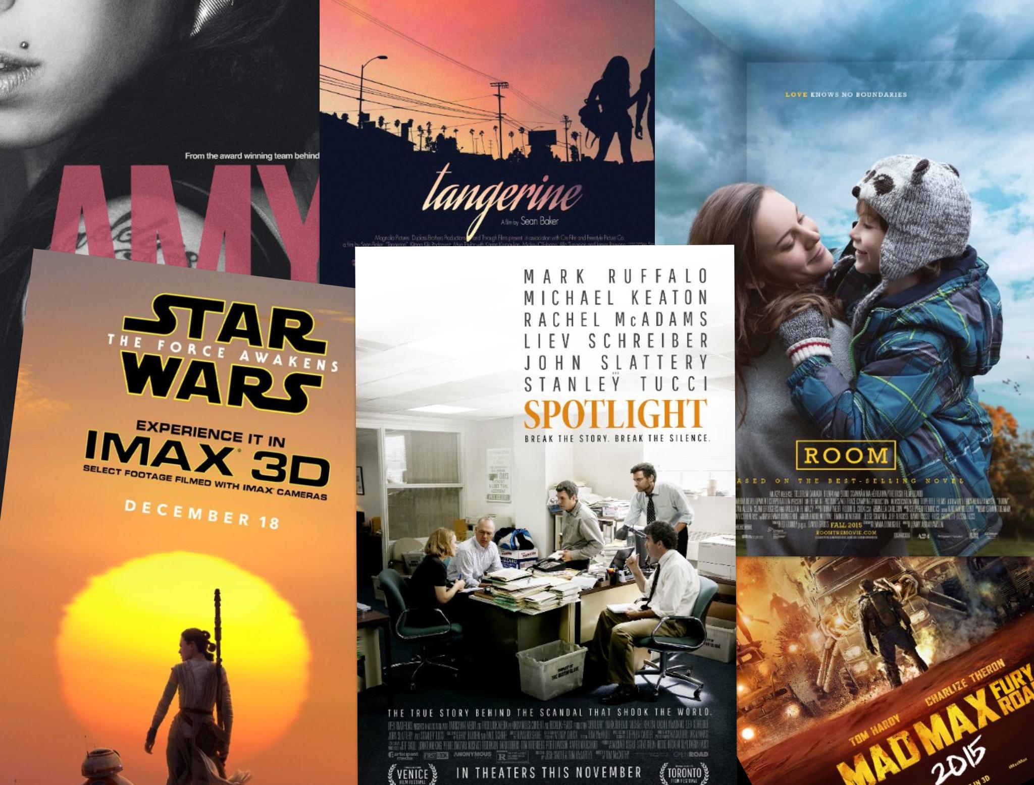 December 29, 2015, Film Fix Podcast