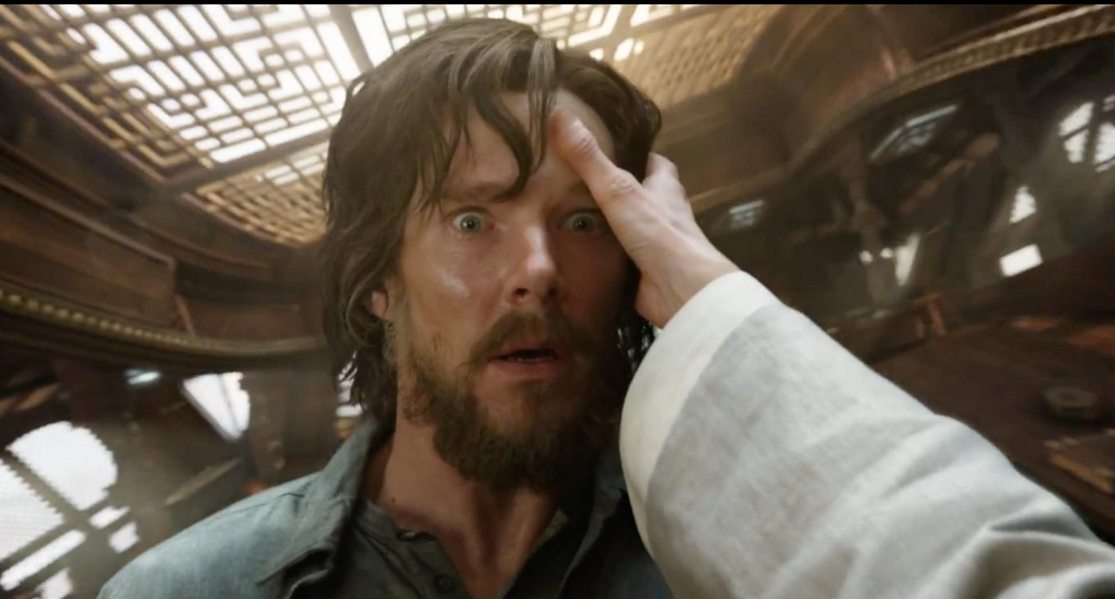 Review: DOCTOR STRANGE