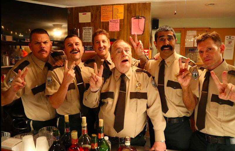Review: SUPER TROOPERS 2