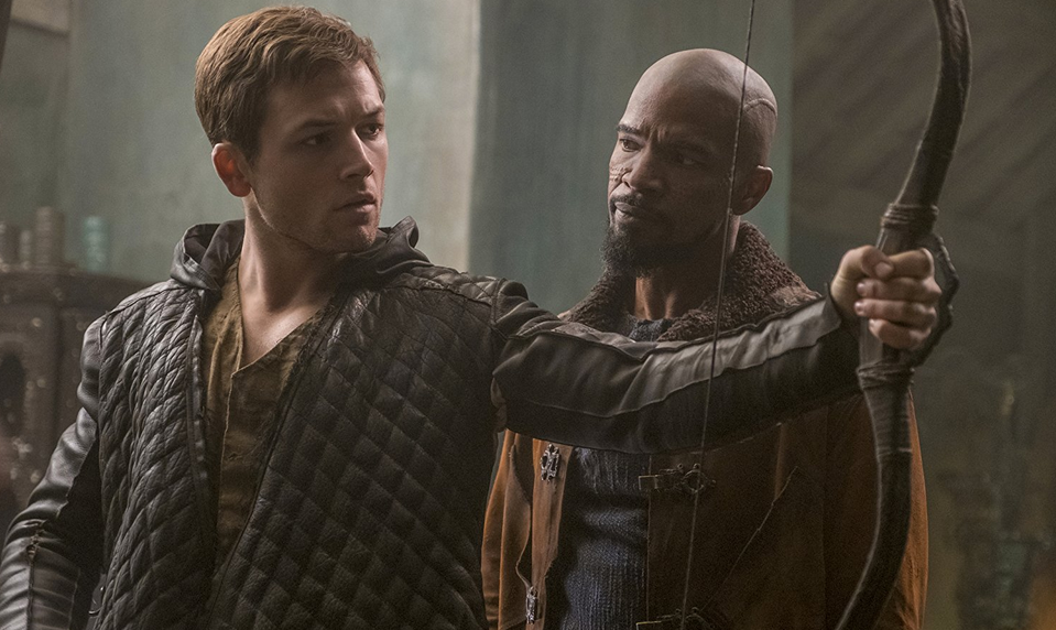 ROBIN HOOD Trailer looks action-packed!
