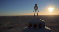 Experience BURNING MAN virtually